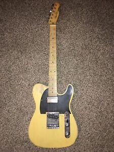 MICAWBER - Keith Richards' No.1 - 1954 Fender Telecaster!