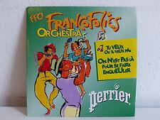 CD 2 titres FFO FRANCOFOLIES ORCHESTRA On n est pas la .. ( BORIS VIAN ) promo