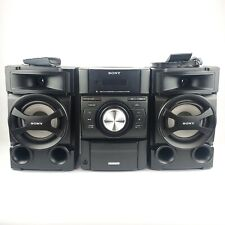 Sony MHC-EC691 Radio CD Player iPod Dock Mini Hi Fi Component System with Remote