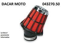 043270.50 RED FILTER E5  42 PHBH 26 30 NERO Dell'Orto PHBH  26 30 MALOSSI