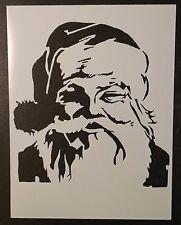 Santa Claus Face Christmas 8.5
