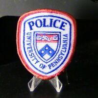 Patch Retired: Police, University of Philadelphia  Mini Patch