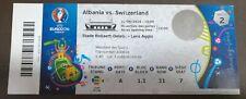 EURO 2016 TICKET ALBANIA x SWITZERLAND