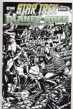Star Trek Planet of the Apes #1 Ri-A Primate Directive George Perez 1:10 Variant