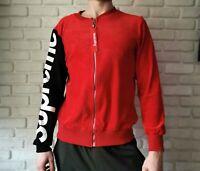 Supreme Italy Men Full Zipped Sweatshirt Pullover