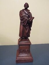 Martin Luther Polymer Resin Statue