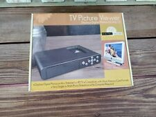 TV Picture Viewer digital photo display new in box