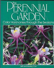 The Perennial Garden : Color Harmonies Through the Seasons PB Book Plants Illus