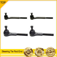 4PCS MEVOTECH Steering Tie Rod Ends INNER & OUTER for 1968 PONTIAC FIREBIRD