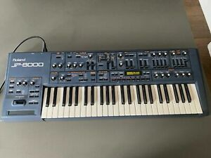 Roland-JP-8000 Synthesizer Keyboard 49 Keys