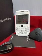 Nouveau BlackBerry ® Curve 9300 Blanc Qwerty Téléphone Portable 3 g débloqué