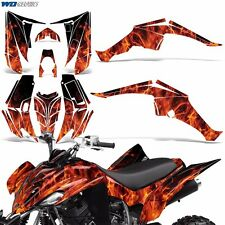 Yamaha Raptor 350 Decal Graphic Kit Quad ATV Wrap Deco Racing Parts 04-14 ICE O