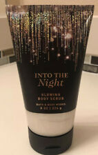 "Bath And Body Works ""Into The Night"" Glowing Body Scrub 8.oz"