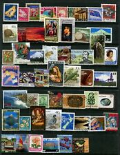 New Zealand: Packet of 50 G-FU stamps (Ref 1797)