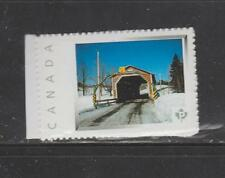 Canada Postage Picture Stamps Bolduc Bridge at St-Clodide de Beauce MNH