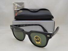7ad01e16a772 Ray Ban METEOR (RB2168-901 31 50) Black with Green Lens