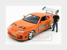 Toyota Supra Mkiv Paul Walker Brian O'Conner Fast & Furious I 1:24 JADA30738