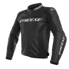 Giacca Giubbotto moto scooter DAINESE PELLE RACING 3 NERO