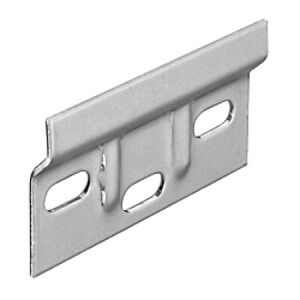 Kitchen Cabinet Hanging Bracket / Wall Mounting Cupboards Hanger Plate 63 mm