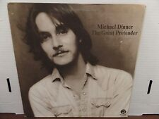 The Great Pretender Michael Dinner PROMO Fantasy F-9454 33rpm 081516DBE