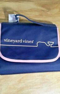 Vineyard Vines Target Whale Line Diaper Navy Changing Pad NWT
