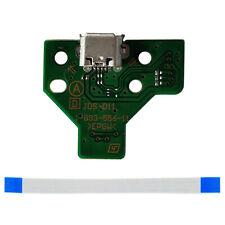 USB Puerto de Carga Enchufe Tabla JDS-011 Para PS4 Mando A221 Con 12 Clavijas