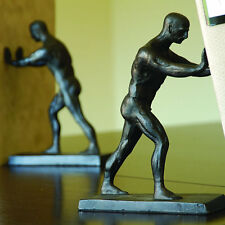 Male Nude Bookends (Pair) by SPI Home/San Pacific International 55154