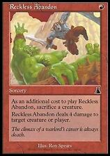 *MRM* FRENCH 4x Pure Inconscience (Reckless Abandon)MTG Urza's Destiny