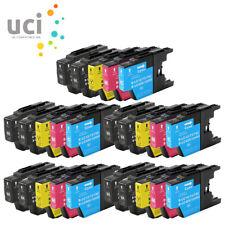 25 Ink Cartridges fits Brother LC1280 MFC J5910DW J6710DW J6910DW J825DW J925DW
