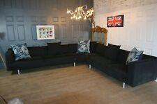 DESIGNER Piero Lissoni CASSINA Met 250 corner sofa suite RRP £16800still selling