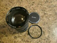 Vintage Soligor Zoom -Macro lens with UV filter, 37mm - 105mm. 1:3.5