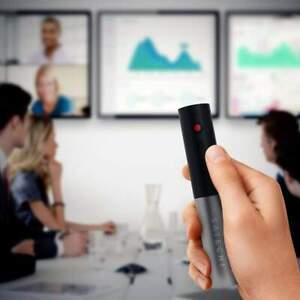 Satechi Aluminum Wireless Presenter Pointer Remote Control Bluetooth