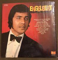 Vintage Engelbert Humperdinck Self Titled LP Vinyl Record Album
