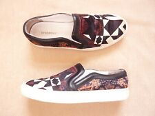 Givenchy slip on skate shoes/trainers Patterned Urban/street style Size 37 UK 4