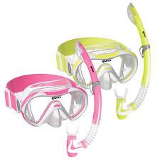 Mares Vento Kinder Schnorchelset Tauchbrille und Schnorchel