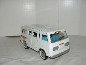 VIntage Nylint Ford Ambulance Van - Original Condition