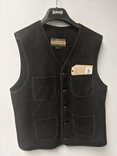 Schott Wool Blend Vest (P754V) Perfecto Brand