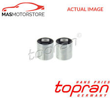 CONTROL ARM WISHBONE BUSH FRONT TOPRAN 500 017 I NEW OE REPLACEMENT