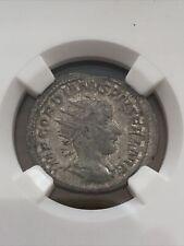 238-244 AD Roman Empire AR Double-Denarius Gordian III Antioch NGC Ch