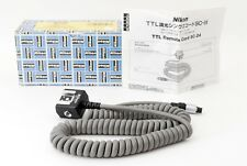 [Top Mint in Box] Nikon TTL Remote Cord SC-24 For SB-15 16B 20 21B 22 23 24 #513