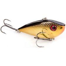 Strike King Red Eye Shad 3/4 oz. - Gold Black Back