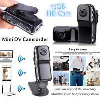 16GB HD DV Mini Camcorder Sports Camera Bike Helmet Action DVR Video Cam