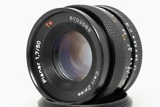 New listing Mint Carl Zeiss Planar 50mm 1.7 T* lens Contax/Yashica C/Y mount