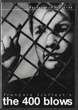 The 400 Blows Dvd Criterion Collection François Truffaut