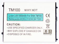 BATSHATM100L Batteria Sharp TM100 Lion 900mAh (compatibile)