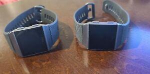 Fitbit Ionic Smart Watch Wireless Bluetooth Fitness Activity Tracker