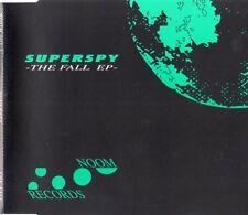 Superspy-The cas EP CD 4 track maxi single Transe Oliver Gentil'93 Noom 003-5
