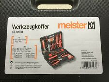 Meister 44 Piece Heavy Duty Home Tool Kit German Made