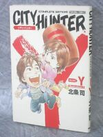 CITY HUNTER Complete Edition Art Illustration Book TK28