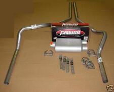 Dodge Dakota 97-05 Dual Exhaust Kit + Flowmaster Muffler
